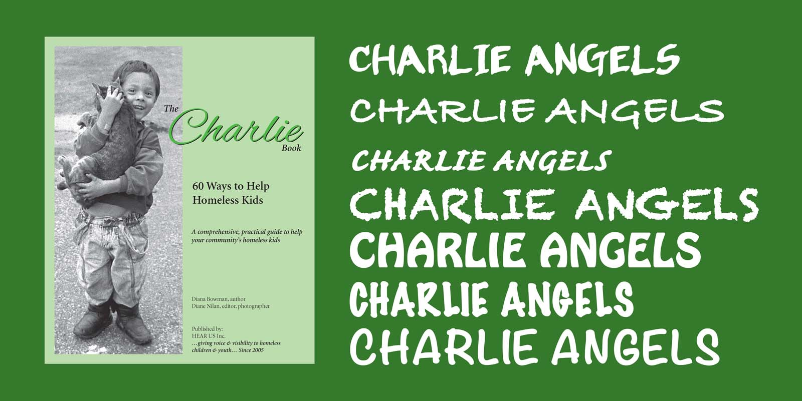Charlie ANGELS small