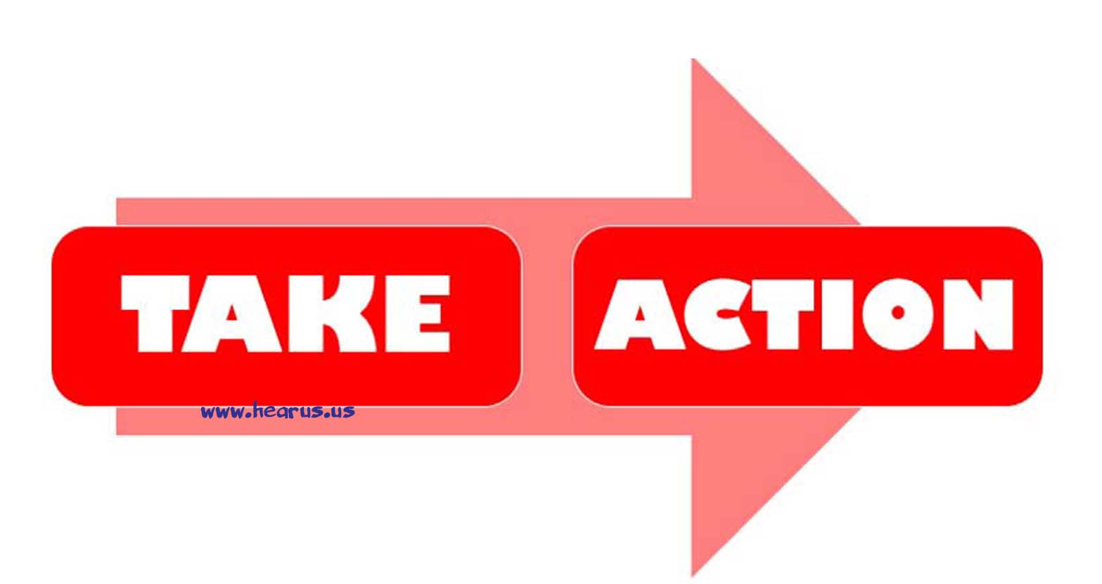 Take Action Arrow LI2
